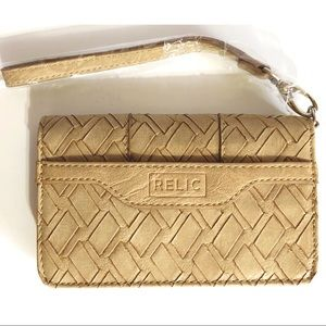 Relic Fossil Norwood Cell Multifunctional Wristlet